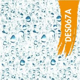 Film Hydrographic eau