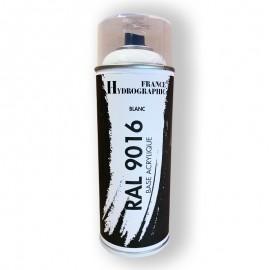 Peinture RAL9016 Blanc 400ml