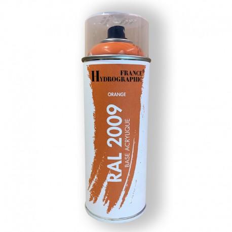 Aérosol Teinte RAL acrylique 400 ml