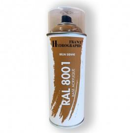 Peinture RAL8001 Brun sienne 400ml
